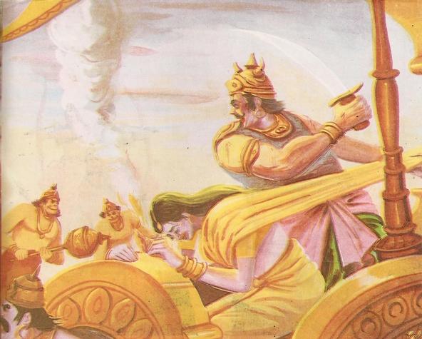 Ramayana Part-7 Lanka Yudh (23)