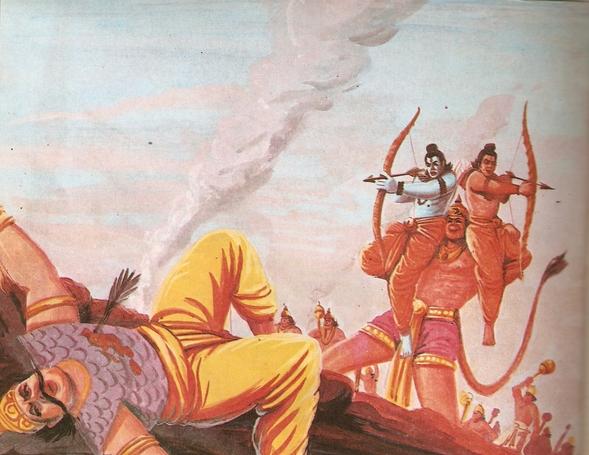 Ramayana Part-7 Lanka Yudh (24)