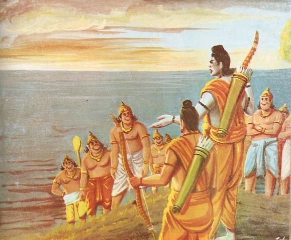 Ramayana Part-7 Lanka Yudh (3)