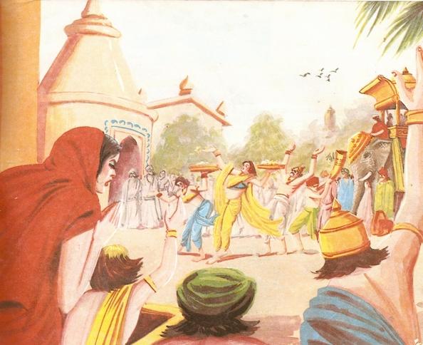 Ramayana Part-9  Lanka Vijay (21)