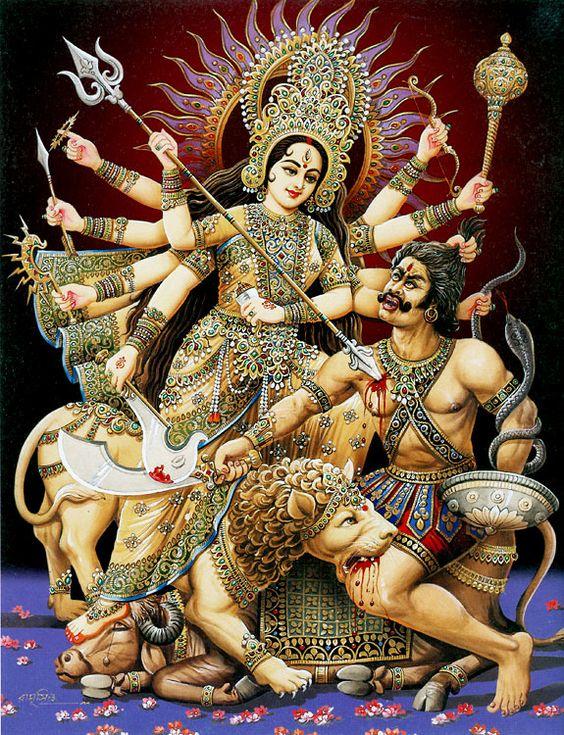 Durga Mata Ji