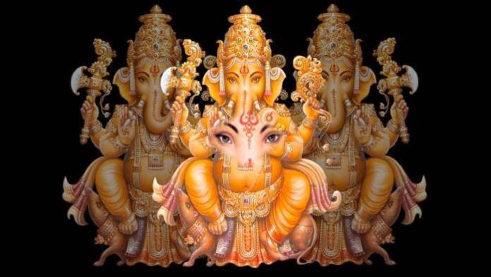 Gajanana - 8 Avatars of Lord Ganesha