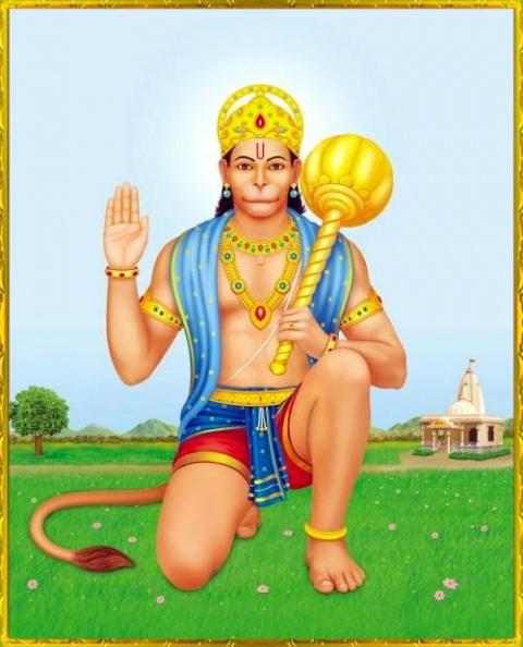 Hanuman Picture (134)