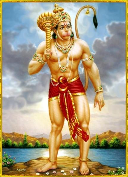 Hanuman Picture (140)