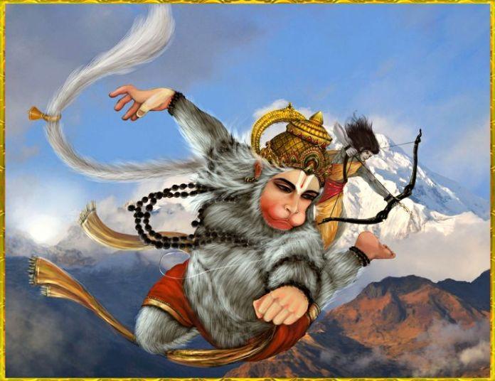 Hanuman Picture (146)