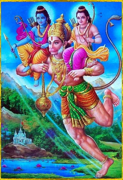 Hanuman Picture (160)
