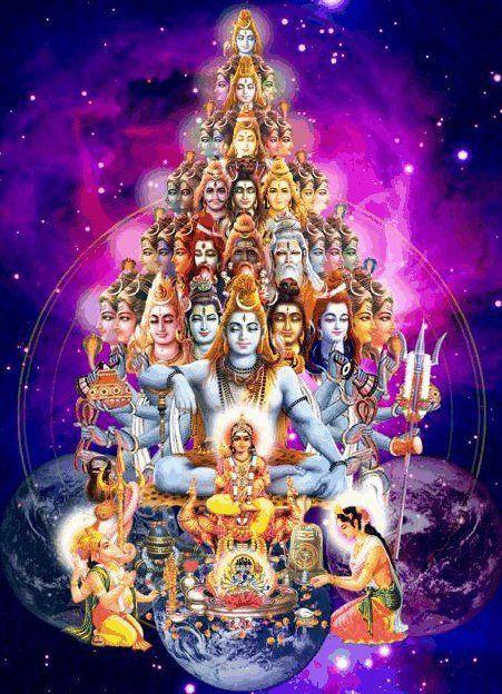 Maha Shiva Rup