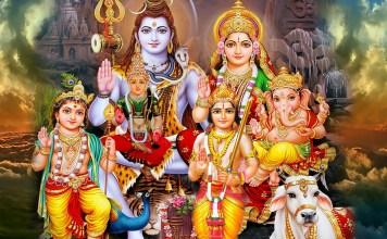 Shiva Family Photos