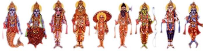 avatar - Dasavatara: Ten Avatars of Vishnu