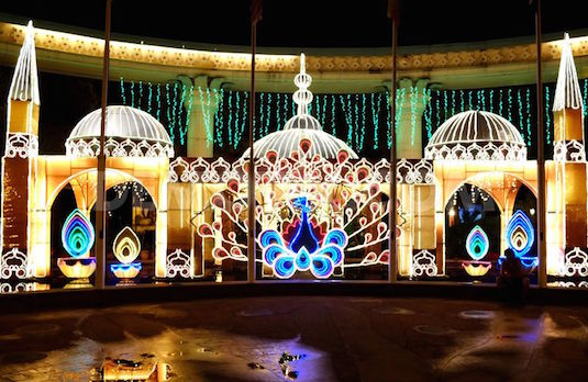 Diwali Decorations and Lights in Malaysia | How Diwali Is Celebrated Outside India