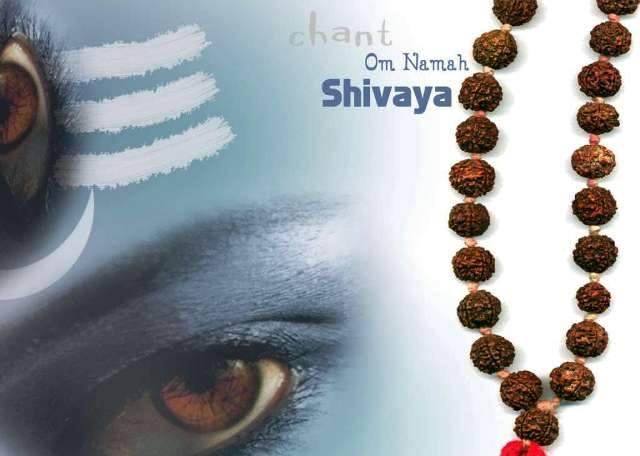 Chant Om Namah Shivai