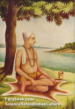 Goswami Tulasidas, Hanuman Chalisa Author, Sun and earth distance mentioned