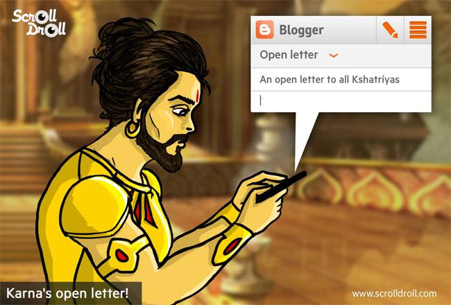 Karna Open Letter
