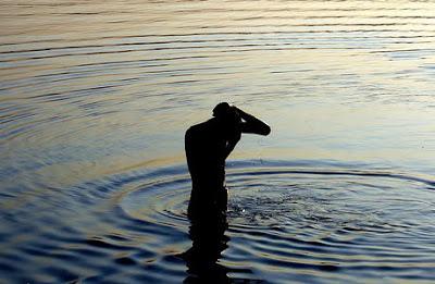 Untitled 3 - Bathing : Snanam