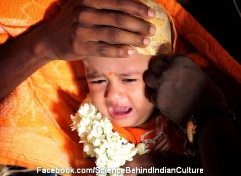 Why indians pierce ears of baby scientific reason behind it