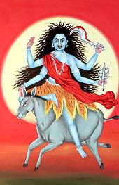Kalaratri Nava Durga