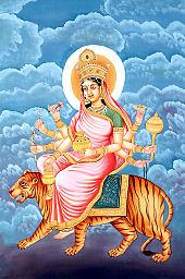 Kushmanda - Durga