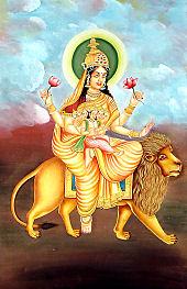 Skandamata Nava Durga