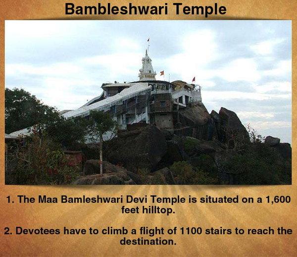 bambleshwari-temple