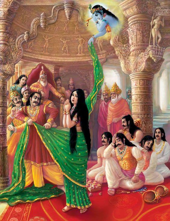 draupadi_vastraharan-krishna