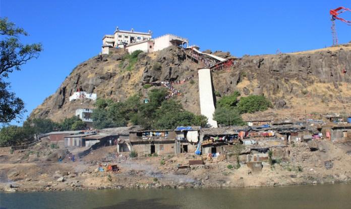 Pavagarh Mahakali Temple Gujarat