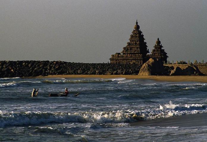 Mahabalipuram-shore-temple