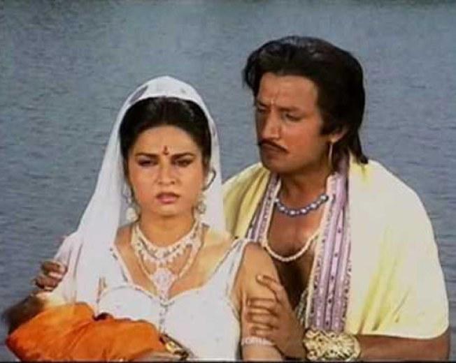 ganga apr23 - 10 Most Beautiful women of Mahabharata