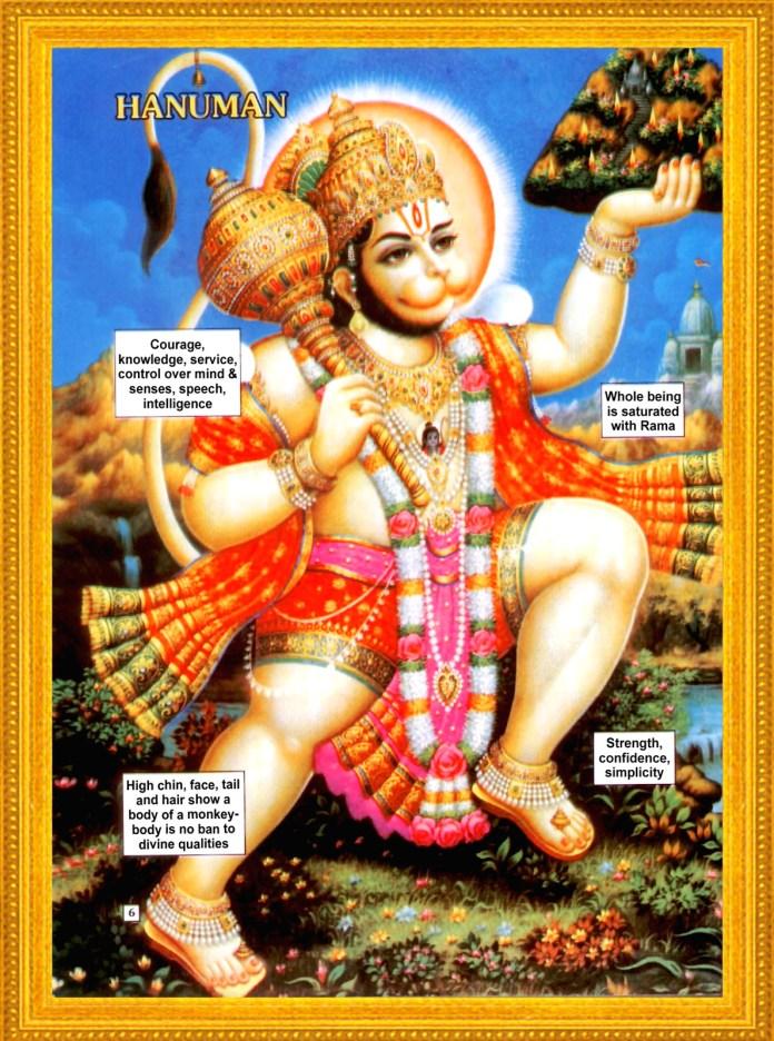 Hanumanji - Meaning Of Hanuman Ji