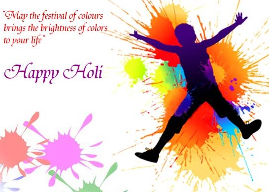 happy holi greetings cards with quotes