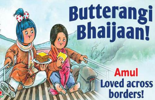 186.1 - 50 Impressive Bollywood-Inspired Amul Ads!