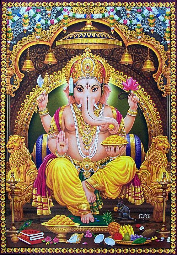 Lord Ganesha HD Photo: