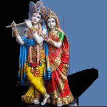 Radha-Krishna-Transparent
