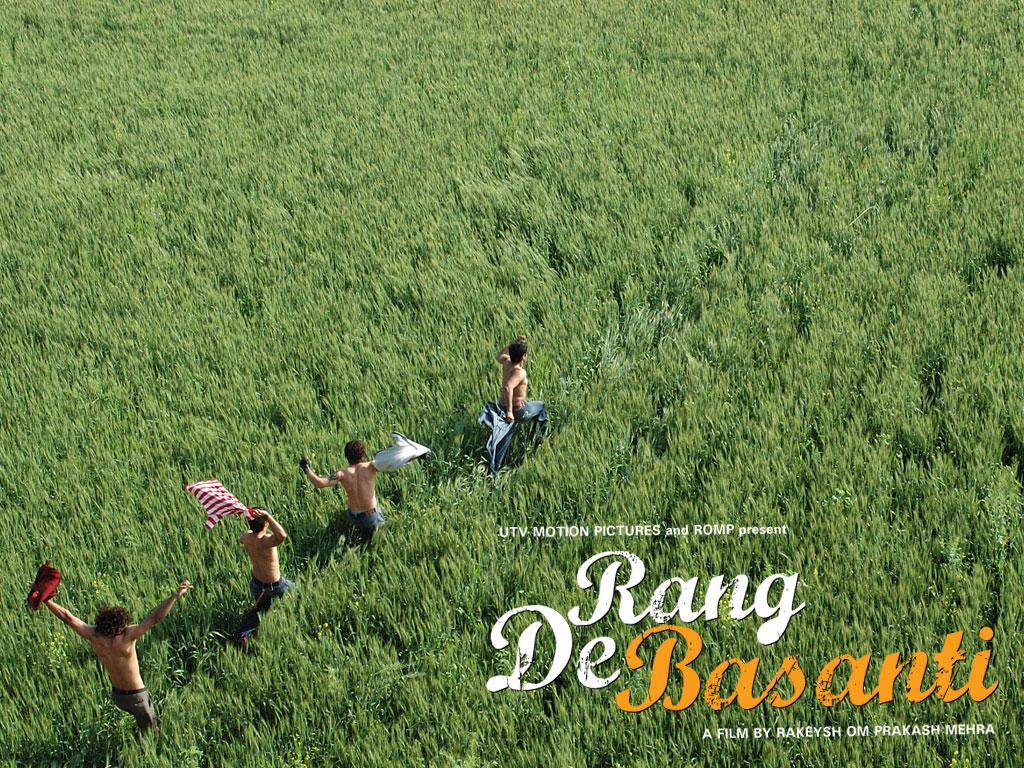 Rang De Basanti Field Green