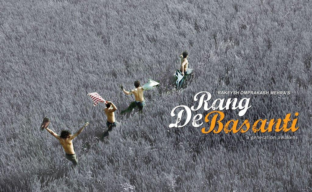 Rang De Basanti Field