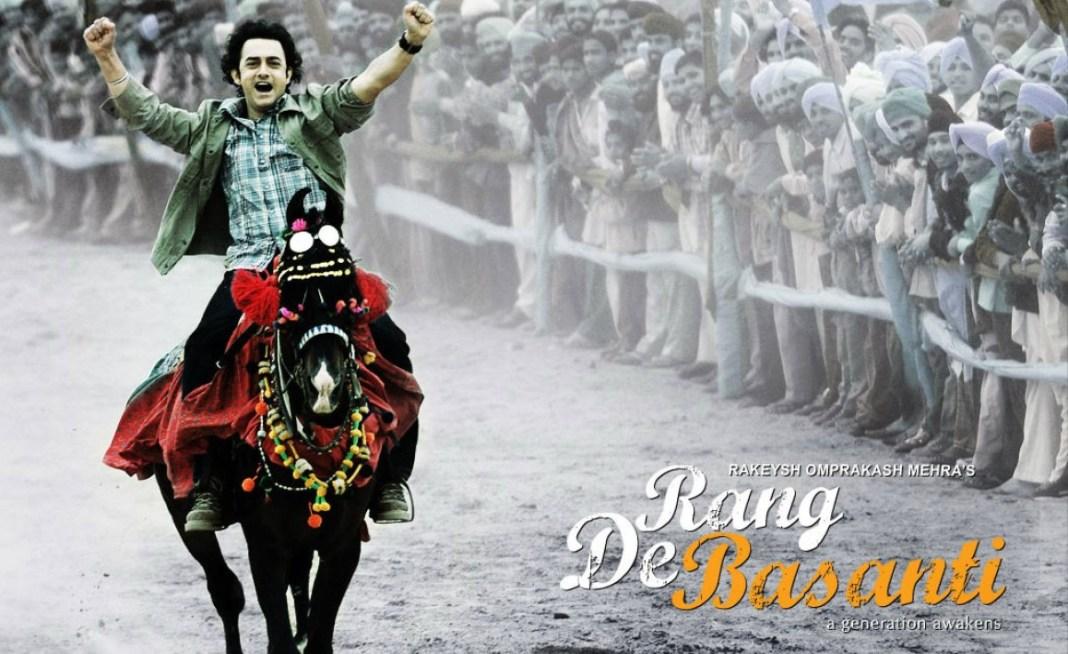 Rang De Basanti Horse Ride