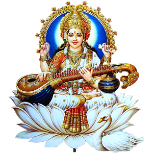 Saraswati-Free-Download-PNG