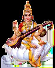 Saraswati-PNG-Picture