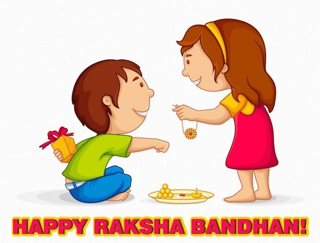 Raksha Bandhan Whatsapp images