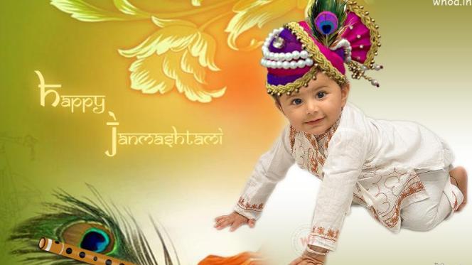 Happy Janmashtami Quotes Wishes