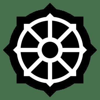 Wheel-of-Dharma-Free-PNG-Image
