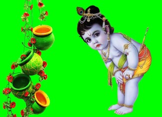 Lord Krishna Beautiful HD Wallpapers