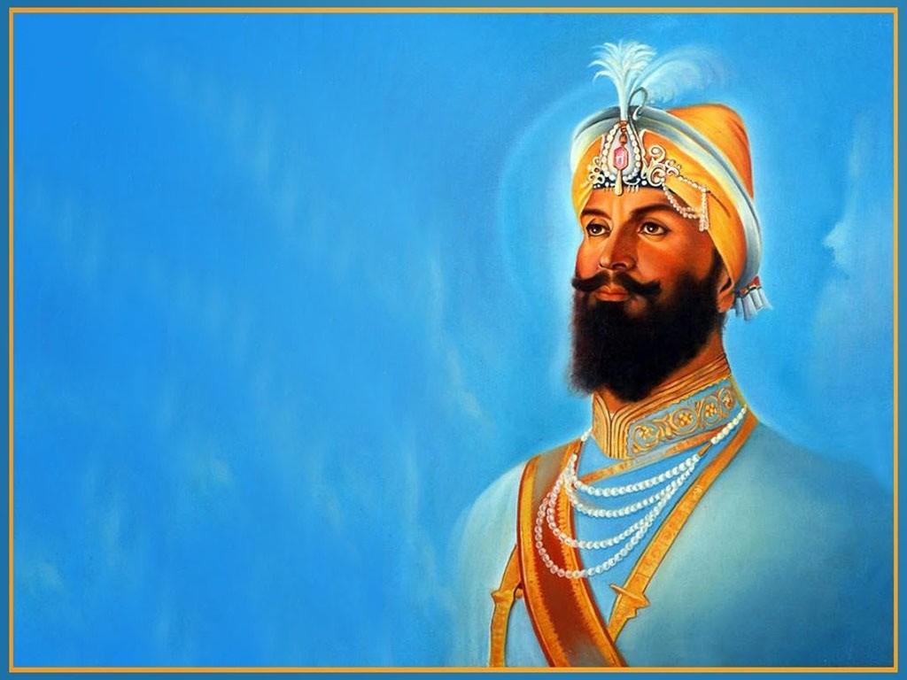 Guru Gobind singh wallpaper in HD