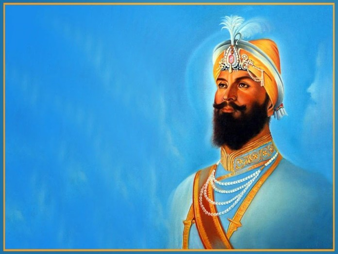 Guru Gobind singh wallpaper in HD