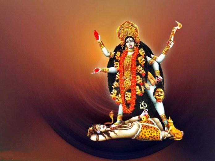 Kali Mata image in 1600x1200 resolution