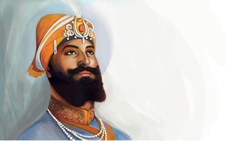 Khalsa spiritual master Guru Gobind Singh ji