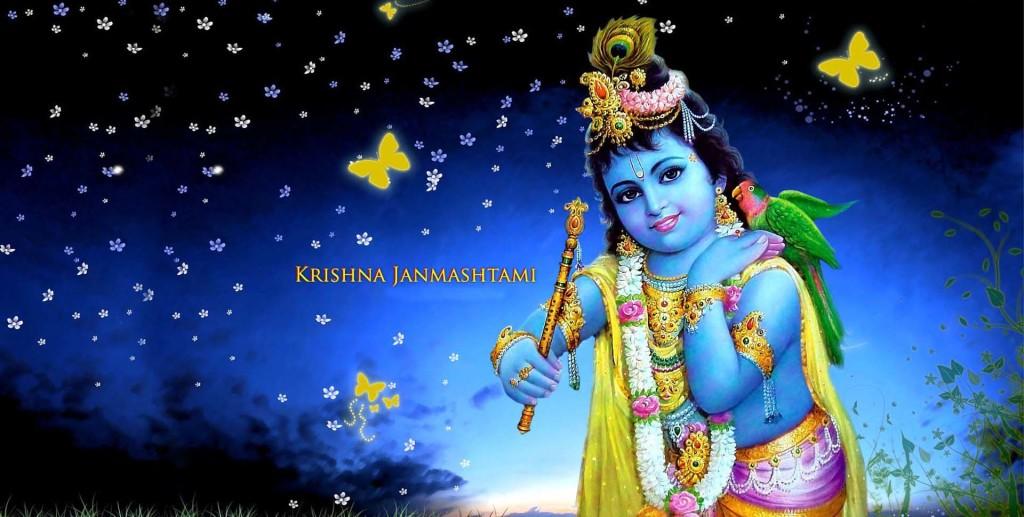 Lord Krishna wallpaper in HD