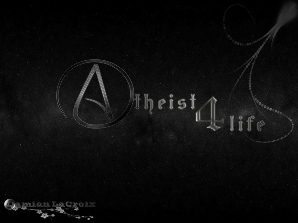 Logo of Atheist