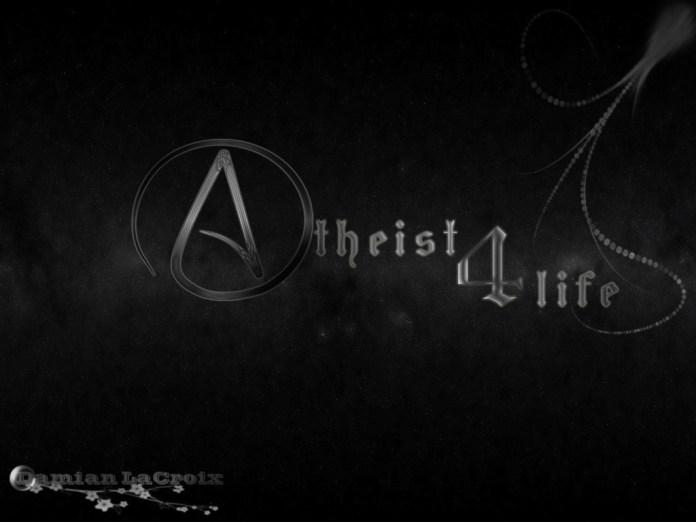 Logo of Atheist