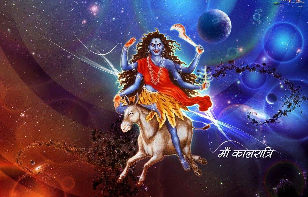 Maa kali picture for navratri