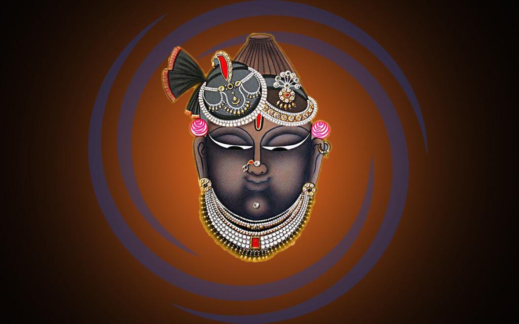 Decoration on Lord Shreenathji